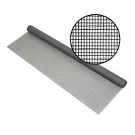 "Charcoal Aluminum Insect Screening, 36"" Width in 100' Roll"