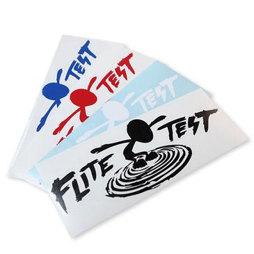 """Flite Test Gremlin Logo Decals - 10.5"""" Die Cut Vinyl"""