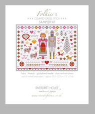 FOLKIES I SAMPLER KIT