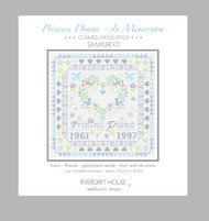 PRINCESS DIANA IN MEMORIAM SAMPLER KIT