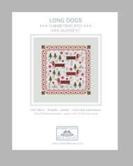 LONG DOGS MINI SAMPLER KIT