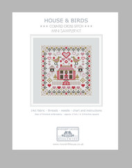 HOUSE & BIRDS MINI SAMPLER KIT