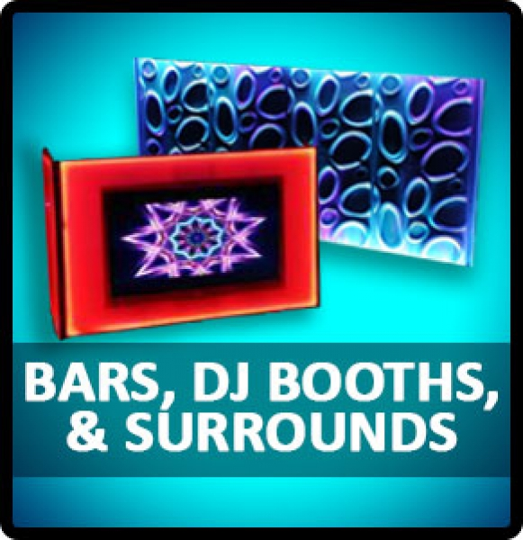 Bars & DJ Booths