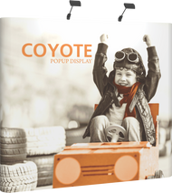 COYOTE 8' 3x3 STRAIGHT KIT - left