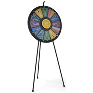 12 to 24 Slot Prize Wheel
