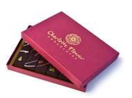Hogmanay selection, 18 chocolates