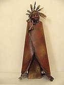 Apache Statuette 4