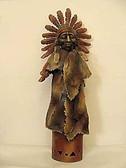 Apache Statuette 5