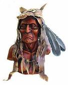 Apache Face 1