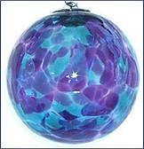 Purple / Blue Kugel