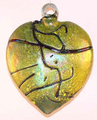 Abalone Heart, Yellow