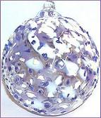 Lavender / White Ice Kugel
