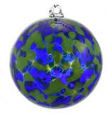 Blue & Green 5 Inch Kugel (Gecko)