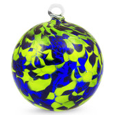 Bright Green / Cobalt Blue 4 Inch