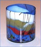Cylinder Vase / The Coast