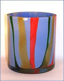 Cylinder Vase / The Meadow