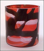 Cylinder Vase / The Crater