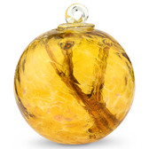 Small Witch Ball Gold Topaz
