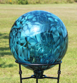 Gazing Ball Sea Green