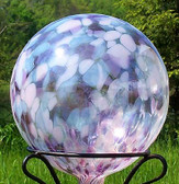 "Garden Gazing Ball ""Bloom Too"""