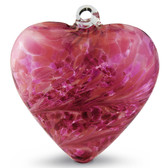 "Large Heart ""Tea Rose"""