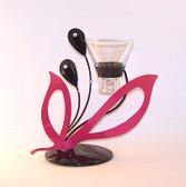 Luna Moth Candle Holder