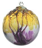 """Embossed Leaf Spirit Tree Spirit Tree """"Assurance"""""""