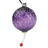 Hummingbird Feeder Diamond Optic Hyacinth