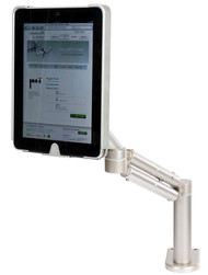 Tablet Lift with a Secured Holder