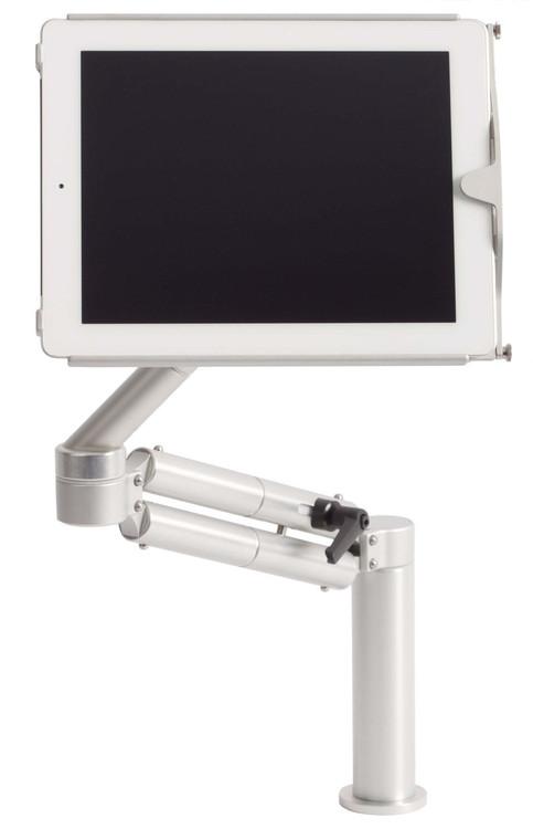 tablet lift lockable with secured holder - Tablet Mount