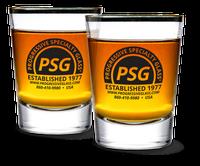 2oz Whiskey Shot Glass