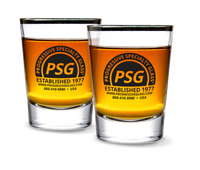 1.75oz Whiskey Shot Glass
