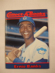 1990 Collect-A-Book Ernie #11 of 36 Banks NRMT+