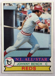 1979 Topps #200 Johnny Bench EXMT