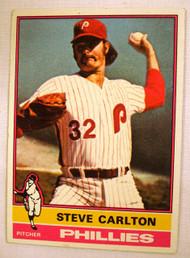 1976 Topps #355 Steve Carlton VGEX