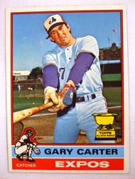 1976 Topps #441 Gary Carter EXMT Expos