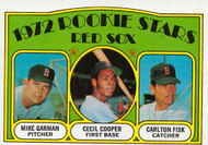 1972 Topps #79 Carlton Fisk EXMT Rookie Card
