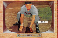 1955 Bowman #33 Nellie Fox NRMT