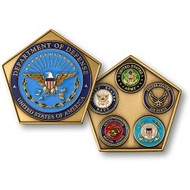Department of Defense Pentagon Coin