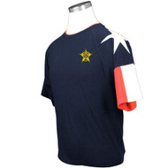 NAVY ADULT TEXAS Tee