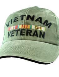 VIETNAM VETERAN Military Hat Official item