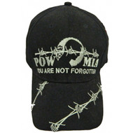 POW MIA Not Forgotten Hat