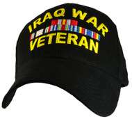 CAP-IRAQ VETERAN(BLK) Hat