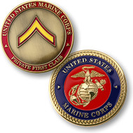 U.S. Marines Private First Class