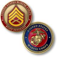 U.S. Marines Staff Sergeant