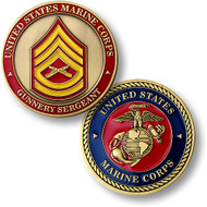U.S. Marines Gunnery Sergeant