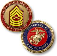 U.S. Marines Master Sergeant