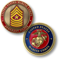 U.S. Marines Sergeant Major