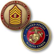 U.S. Marines Master Gunnery Sergeant