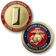U.S. Marines Second Lieutenant